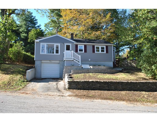 Частный односемейный дом для того Продажа на 57 Jackson Hill Road 57 Jackson Hill Road Gardner, Массачусетс 01440 Соединенные Штаты