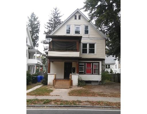 多户住宅 为 销售 在 373 White Street Springfield, 马萨诸塞州 01108 美国