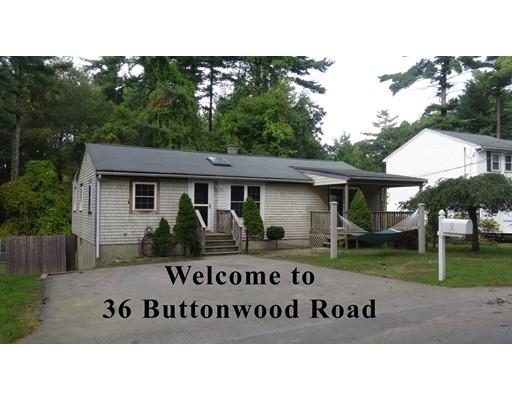 Частный односемейный дом для того Продажа на 36 Buttonwood Road 36 Buttonwood Road Halifax, Массачусетс 02338 Соединенные Штаты