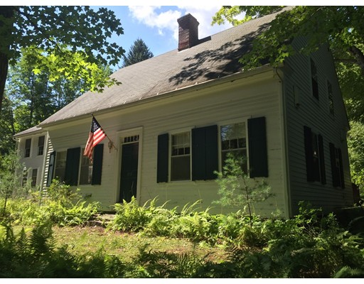 Single Family Home for Sale at 108 Athol Road 108 Athol Road Royalston, Massachusetts 01368 United States