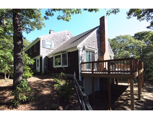 Single Family Home for Sale at 50 Sheep Pond Circle 50 Sheep Pond Circle Brewster, Massachusetts 02631 United States