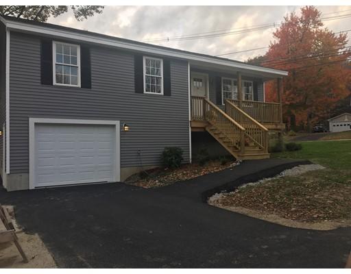 واحد منزل الأسرة للـ Sale في 161 Center Street 161 Center Street Ashburnham, Massachusetts 01430 United States
