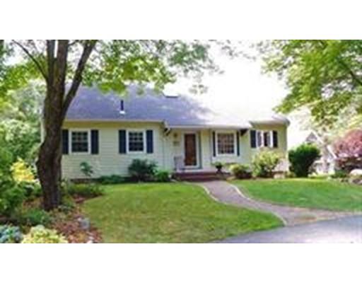 独户住宅 为 出租 在 73 Richardson Avenue Norton, 02766 美国
