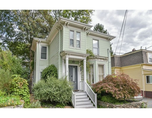 Single Family Home for Sale at 2 Glenvale Terrace 2 Glenvale Terrace Boston, Massachusetts 02130 United States