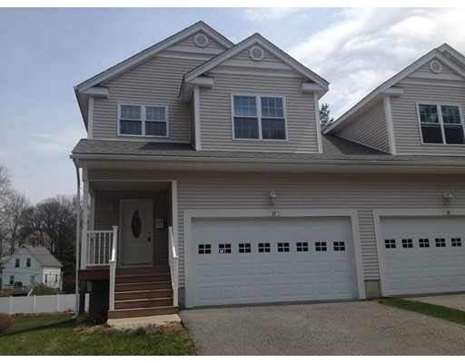 Single Family Home for Rent at 17 Anderson Avenue Worcester, Massachusetts 01604 United States