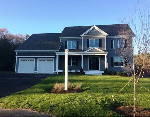 独户住宅 为 销售 在 17 Tailwind Circle Lot 3 诺福克, 02056 美国