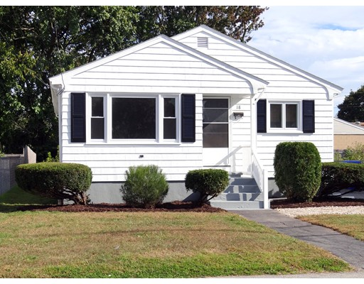 Single Family Home for Sale at 18 Charles Street 18 Charles Street East Providence, Rhode Island 02914 United States