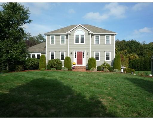 Enfamiljshus för Försäljning vid 65 Cobblestone Lane 65 Cobblestone Lane Bridgewater, Massachusetts 02324 Usa