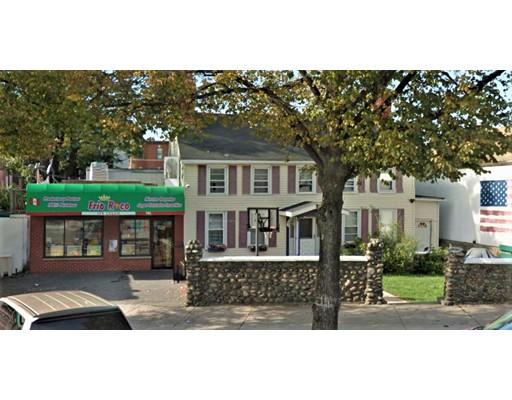 多戶家庭房屋 為 出售 在 360 Bennington Street 360 Bennington Street Boston, 麻塞諸塞州 02128 美國