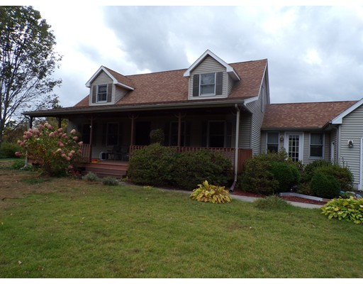 Single Family Home for Sale at 52 Cronin Hill Road 52 Cronin Hill Road Hatfield, Massachusetts 01038 United States