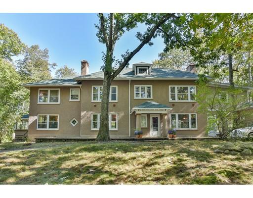 Частный односемейный дом для того Продажа на 22 Booth Road 22 Booth Road Dedham, Массачусетс 02026 Соединенные Штаты