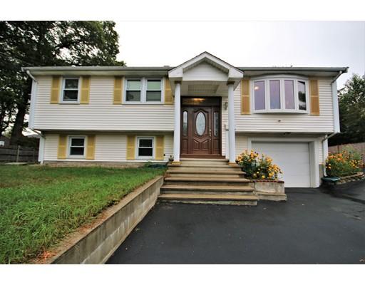 Single Family Home for Sale at 68 Pioneer Avenue Brockton, Massachusetts 02301 United States