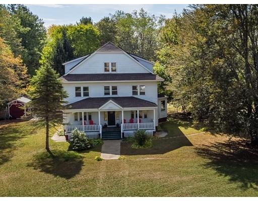 Single Family Home for Sale at 10 Depot Street 10 Depot Street Belchertown, Massachusetts 01007 United States