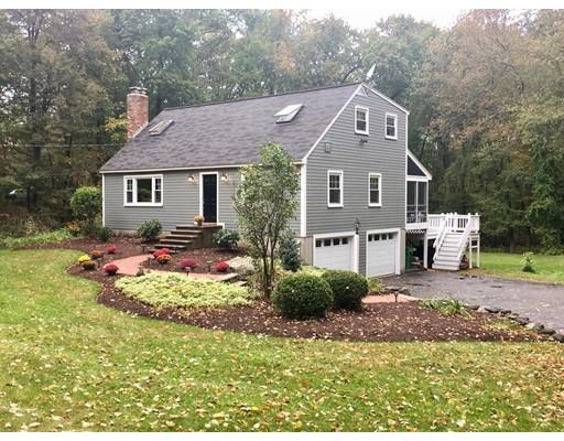 Maison unifamiliale pour l Vente à 215 Green Street 215 Green Street Boylston, Massachusetts 01505 États-Unis