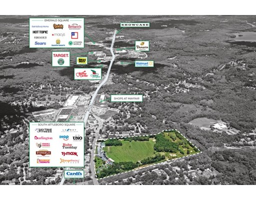 Land for Sale at 754 Newport Avenue Attleboro, 02703 United States