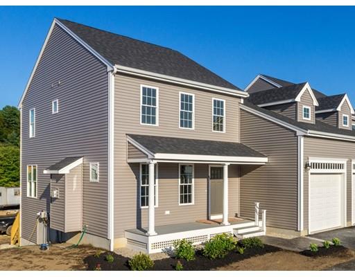 Кондоминиум для того Продажа на 72 Saw Mill Lane 72 Saw Mill Lane Hanson, Массачусетс 02341 Соединенные Штаты