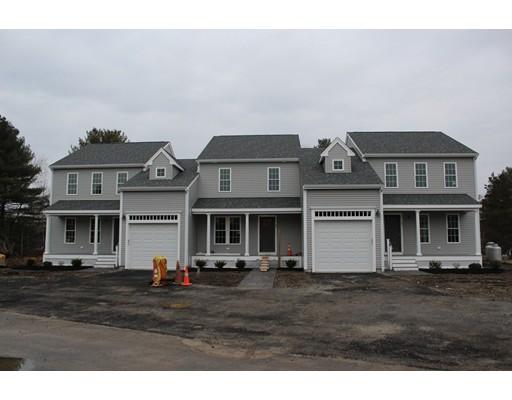 Condominium for Sale at 84 Saw Mill Lane 84 Saw Mill Lane Hanson, Massachusetts 02341 United States