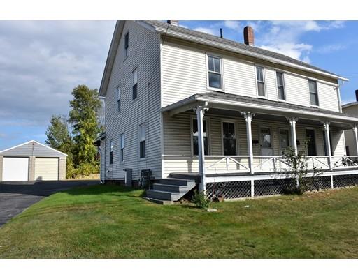多户住宅 为 销售 在 41 Thompson Road Webster, 马萨诸塞州 01570 美国