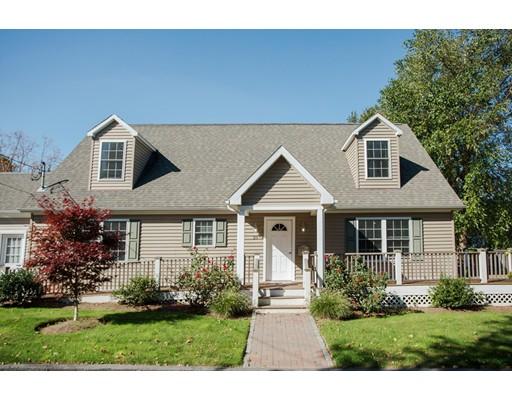 واحد منزل الأسرة للـ Sale في 20 Atlas 20 Atlas Fairhaven, Massachusetts 02719 United States