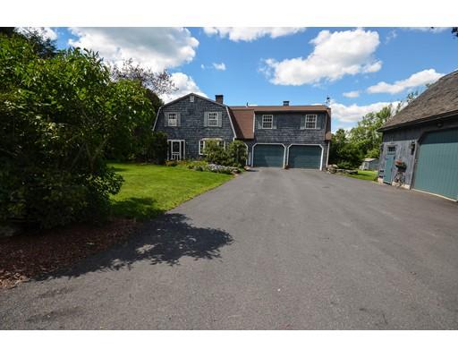 Maison unifamiliale pour l Vente à 166 8 Lots Road 166 8 Lots Road Sutton, Massachusetts 01590 États-Unis