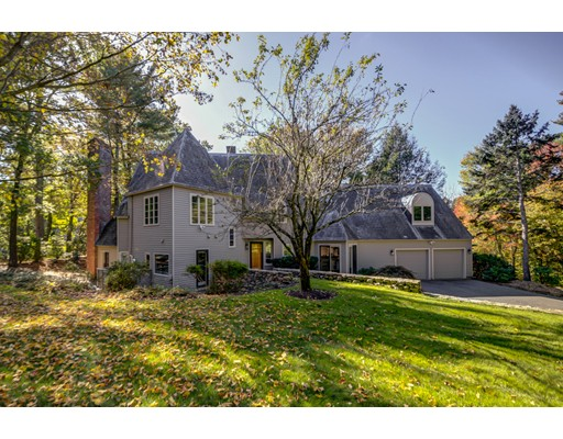 Single Family Home for Sale at 13 Phillips Pond Natick, Massachusetts 01760 United States