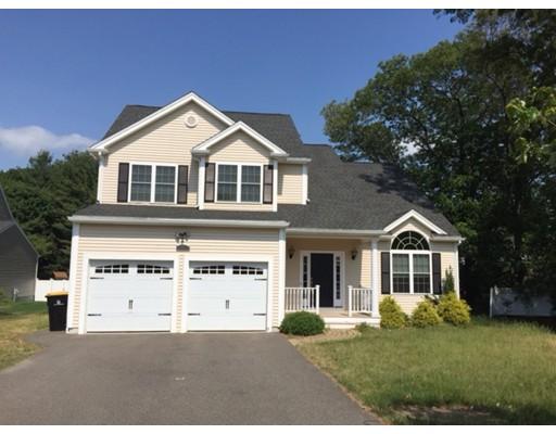 Частный односемейный дом для того Аренда на 34 DERBY STREET 34 DERBY STREET Framingham, Массачусетс 01701 Соединенные Штаты