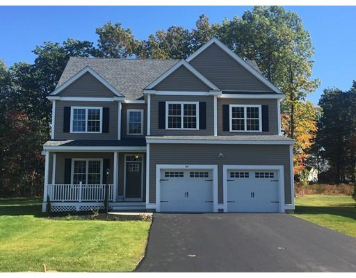 Casa Unifamiliar por un Venta en 39 Jordan Road 39 Jordan Road Holden, Massachusetts 01520 Estados Unidos