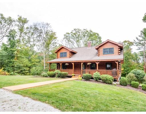 واحد منزل الأسرة للـ Sale في 22 Kempton Road 22 Kempton Road Millville, Massachusetts 01529 United States