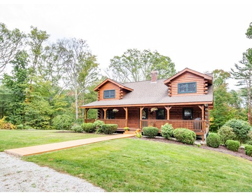 Single Family Home for Sale at 22 Kempton Road 22 Kempton Road Millville, Massachusetts 01529 United States