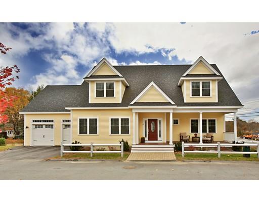 واحد منزل الأسرة للـ Sale في 4 Granite Post Road 4 Granite Post Road Concord, Massachusetts 01742 United States