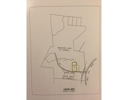 1 Grow Lane, Princeton, MA, 01541