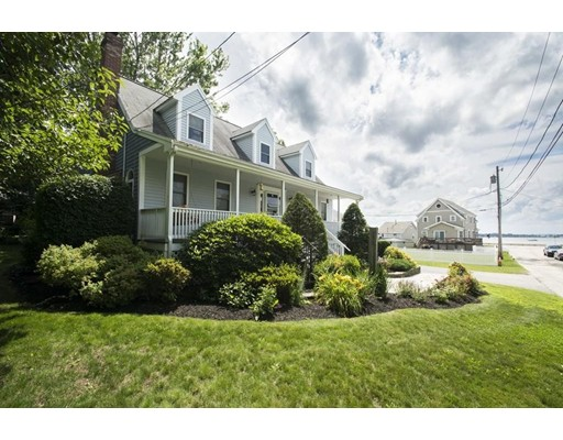 Single Family Home for Sale at 17 Wolcott Street 17 Wolcott Street Weymouth, Massachusetts 02191 United States