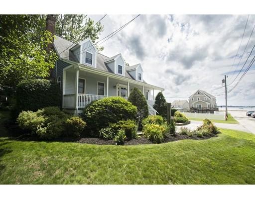 واحد منزل الأسرة للـ Sale في 17 Wolcott Street 17 Wolcott Street Weymouth, Massachusetts 02191 United States