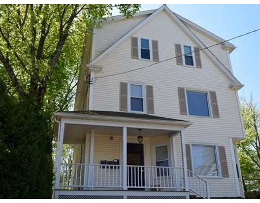 Single Family Home for Rent at 32 Fairview Street 32 Fairview Street Dedham, Massachusetts 02026 United States