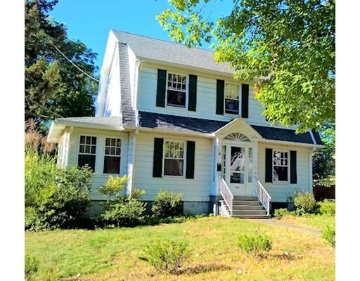 独户住宅 为 销售 在 3 Burnett Avenue South Hadley, 01075 美国