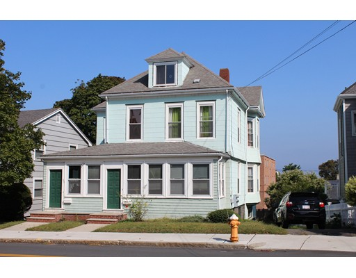 Multi-Family Home for Sale at 345 Winthrop Street 345 Winthrop Street Winthrop, Massachusetts 02152 United States