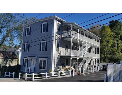 Multi-Family Home for Sale at 10 Park Street 10 Park Street Uxbridge, Massachusetts 01569 United States