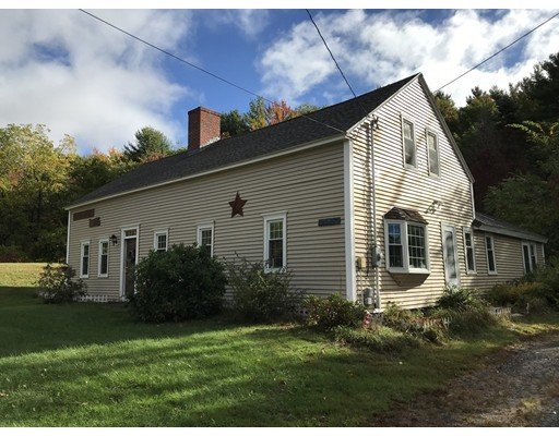 Single Family Home for Sale at 306 Williamsville Road 306 Williamsville Road Barre, Massachusetts 01005 United States
