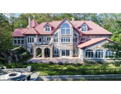 Maison unifamiliale pour l Vente à 19 Hill Brook Drive 19 Hill Brook Drive West Brookfield, Massachusetts 01585 États-Unis