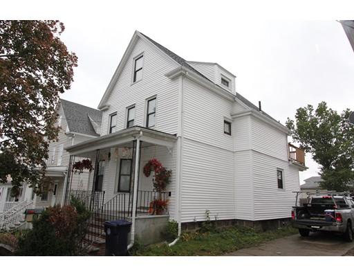 Casa Unifamiliar por un Venta en 172 Jefferson Avenue 172 Jefferson Avenue Everett, Massachusetts 02149 Estados Unidos