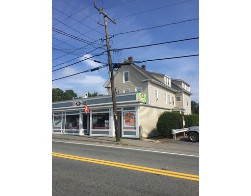 Commercial for Sale at 13 Main Street 13 Main Street Kingston, Massachusetts 02364 United States
