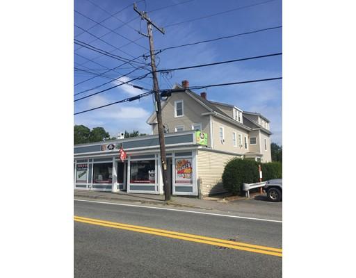 Commercial pour l Vente à 13 Main Street 13 Main Street Kingston, Massachusetts 02364 États-Unis