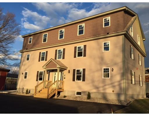 Apartamento por un Alquiler en 53 Pleasant #1B 53 Pleasant #1B Greenfield, Massachusetts 01301 Estados Unidos