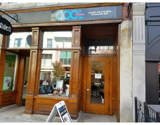 Commercial for Rent at 122 Merrimack Street 122 Merrimack Street Lowell, Massachusetts 01852 United States