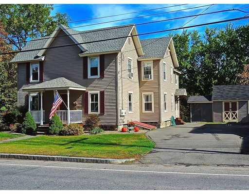 Multi-Family Home for Sale at 98 River Street 98 River Street Greenfield, Massachusetts 01301 United States