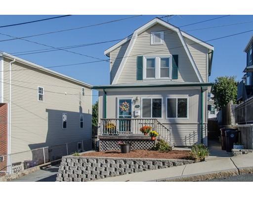 Casa Unifamiliar por un Venta en 26 Rosedale Avenue 26 Rosedale Avenue Everett, Massachusetts 02149 Estados Unidos