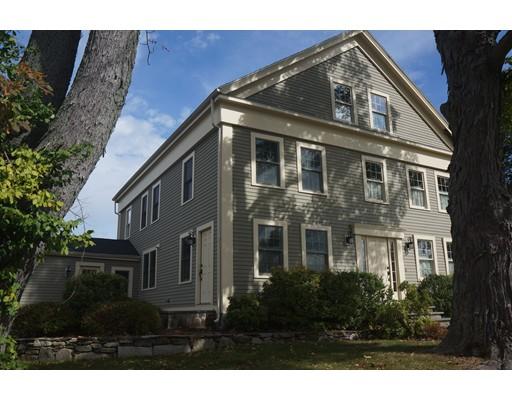 Частный односемейный дом для того Аренда на 170 Fitchburg TRPK 170 Fitchburg TRPK Concord, Массачусетс 01742 Соединенные Штаты