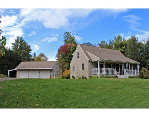 Single Family Home for Sale at 544 Old Winchester Road 544 Old Winchester Road Warwick, Massachusetts 01378 United States