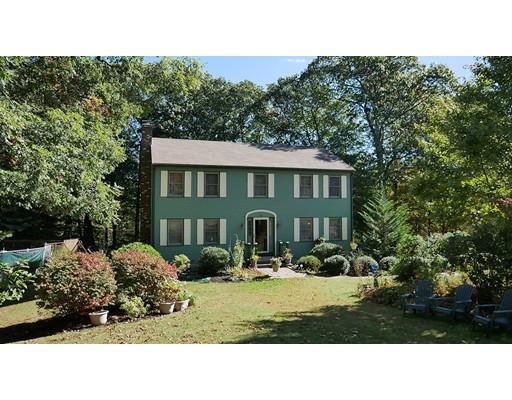 独户住宅 为 销售 在 3 Cliff Drive Plainville, 02762 美国