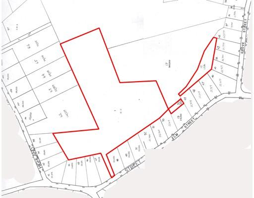 Terrain pour l Vente à Elm Street Elm Street East Bridgewater, Massachusetts 02333 États-Unis